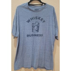 State of Mine Whiskey Business Graphic T-Shirt 2XL